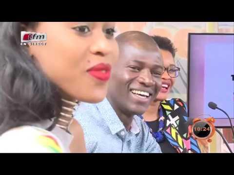 Invitée : Ndeye Astou Tall, Miss Sénégal dans Yeewu Leen du 08 Novembre 2016 - TFM