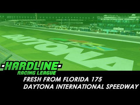 2016b HRL Carolina Sim Works Truck Series Fresh From Florida 175