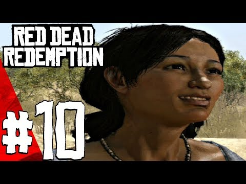 Red Dead Redemption - Gameplay Walkthrough Part 10 - Cowards Die Many Times