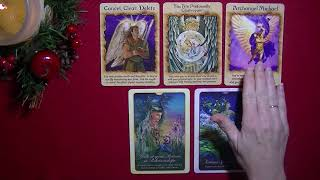AQUARIUS ~ A SPECIAL Holiday Oracle Reading for You