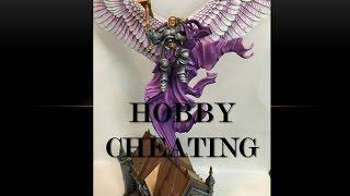 Hobby Cheating 02 - Undershading & Glazes