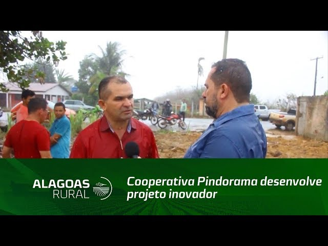 Projeto de irrigação para cana-de-açúcar voltado para pequenos produtores