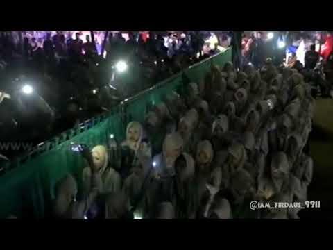 MAN ANA LAULAKUM Merinding Perpisahan Santri Pondok Pesantren