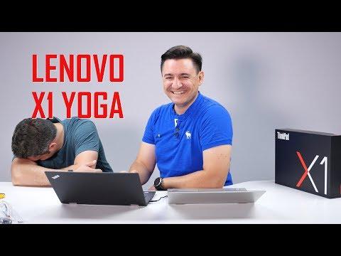 UNBOXING & PREVIEW - Lenovo X1 Yoga - Probabil viitorul meu laptop?
