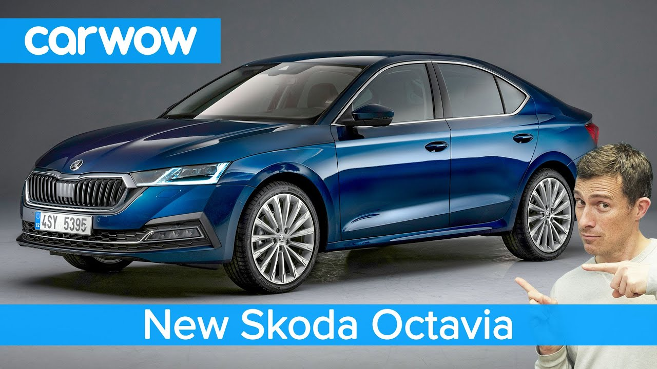 All New Skoda Octavia 2020 Is This The Best Value Car In The