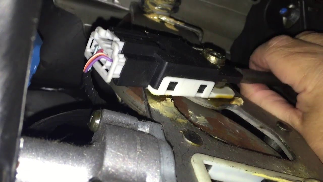 GMC Chevy GM Truck Brake Switch Replacement  YouTube