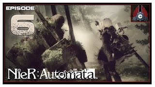 Let's Play Nier: Automata On PC (English Voice/Subs) With CohhCarnage - Episode 6