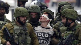 """Erdoğan: 20'den fazla İsrail askeri, gözleri bağlı bir Filistinli çocuk... Bakın bu nedir?"""""""