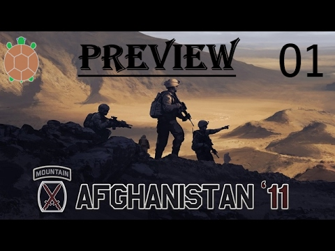 Afghanistan 11 Preview Gameplay - Lashkagar - 01 (Tutorial/Overview)