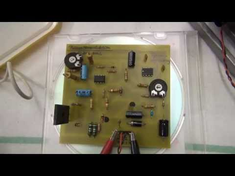 DrCassette's Workshop - Pulse Width Modulation Circuit (School Project) thumbnail