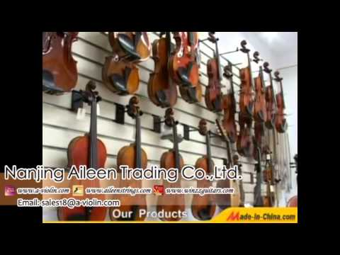 AILEEN MUSIC-Professional Violin Supplier In China