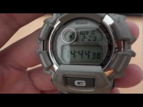 Casio G-Shock DW-9500 Tough Label