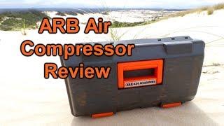 ARB single air compressor CKMP12 review My air compressor died afte...