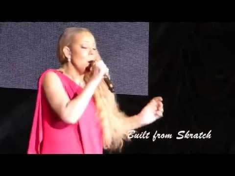 Mariah Carey - The Elusive Chanteuse Show Singapore 2014 - Hero