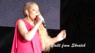 Mariah Carey - The Elusive Chanteuse Show Singapore 2014 - Hero