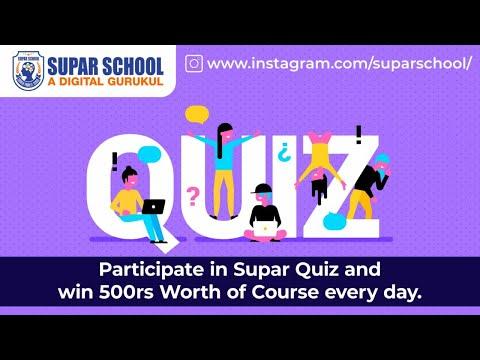 #suparquiz-contest-started-||-link-is-in-description-||-sudheer-sandra-||-supar-school