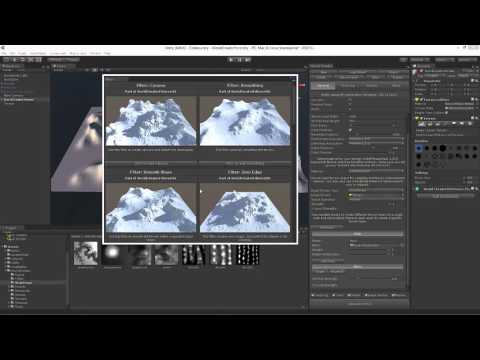 World Creator 2.0 for Unity - First Contact