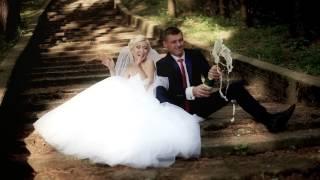 Свадебный клип Жени и Юли . Ful HD тел: вел.029-604-67-16 мтс 029-780-90-36
