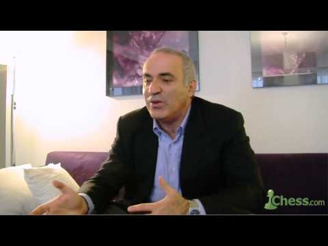 Chess News: Garry Kasparov Interview!