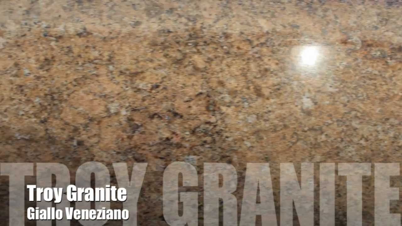 Giallo Veneziano Granite Kitchen Giallo Veneziano Youtube