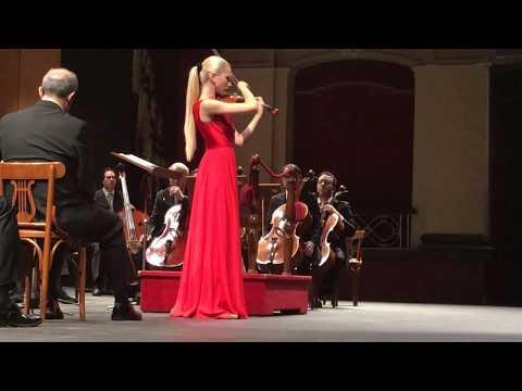Anastasia Petryshak, violino