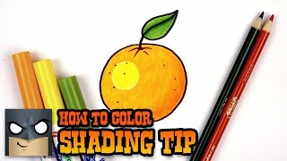 How to Color | Shading Tip (Art Tutorial)