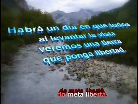 Labordeta - Canto a la libertad  - Himno del pueblo