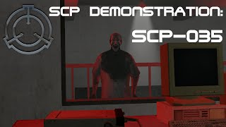 SCP Demonstration: SCP-035