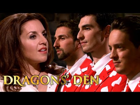 Double Dating App May Cause 'More Friendship Breakups Than Marriages'   Dragons' Den