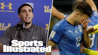 UCLA Suspends LiAngelo Ball, Jalen Hill, Cody Riley, World Cup Preview | SI NOW | Sports Illustrated