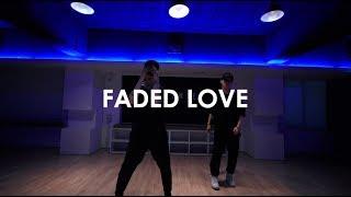 faded love   tinashe charlie park choreography