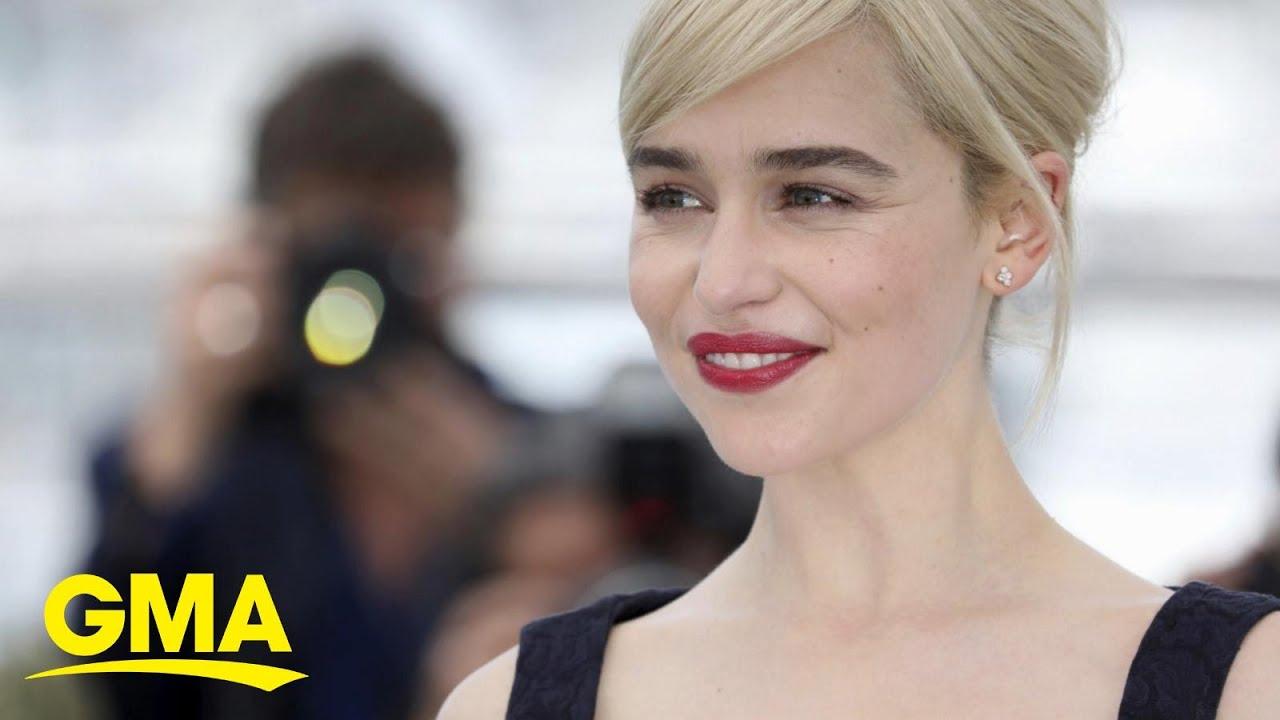'Game of Thrones' star reveals near-death illness   GMA