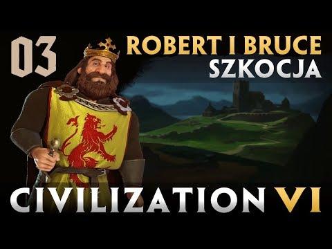 Civilization 6 / R&F: Szkocja #3 - Gubernator nr 1 (Nieśmiertelny)