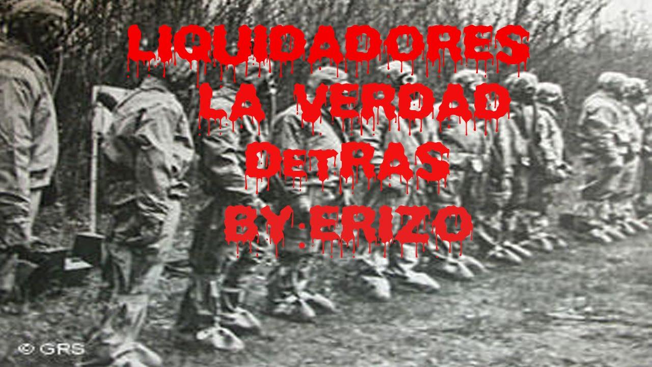 LIQUIDADORES CHERNOBYL/TODA LA VERDAD - YouTube