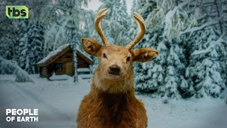 People of Earth: Deer Rudolph [HAPPY HOLIDAYS] | TBS