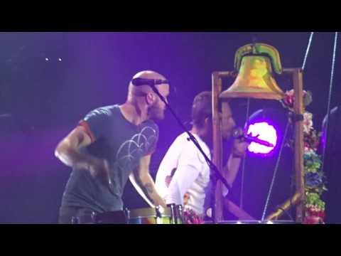 "Coldplay ""Viva La Vida"" 19.04.17 Tokyo Dome"