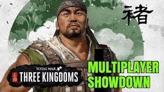 Xu Chu vs Zheng Jiang | Total War Three Kingdoms - Multiplayer Battle