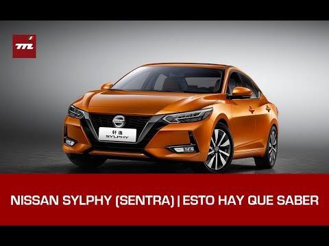 El Nissan Sentra 2020 Ya Está Listo: Se Llama Sylphy (por Ahora) | Esto Hay Que Saber