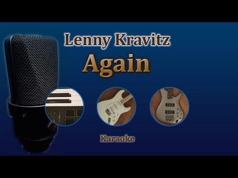 Again - Lenny Kravitz (Karaoke)