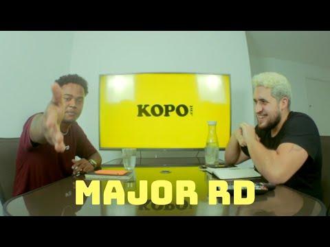 """MAJOR RD: """"O XAMÃ ME OBRIGOU A FAZER RAP"""" - KOPO Entrevista #5"""