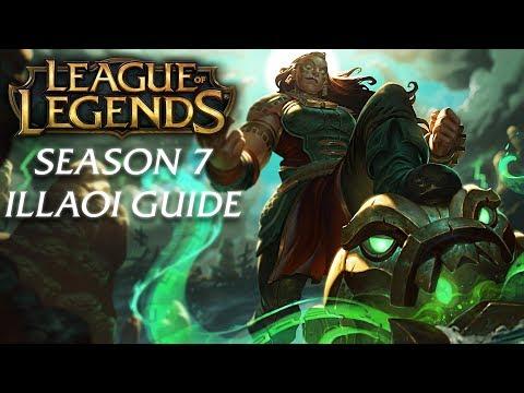 Illaoi Guide | Season 7 | League of Legends Champion Guide