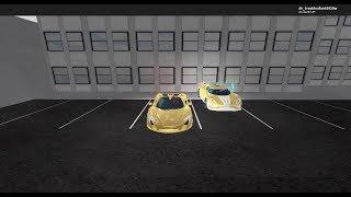 McLaren P1 vs Koenisegg Agera R - Roblox Fahrzeugsimulator