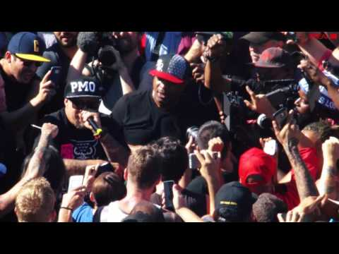 Prophets of Rage (Live in LA's Skid Row) | BREALTV