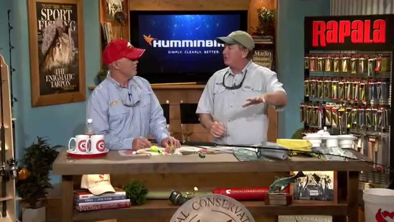 Tips techniques cobia 2015 cfifr season 11 episode for Chevy florida fishing report
