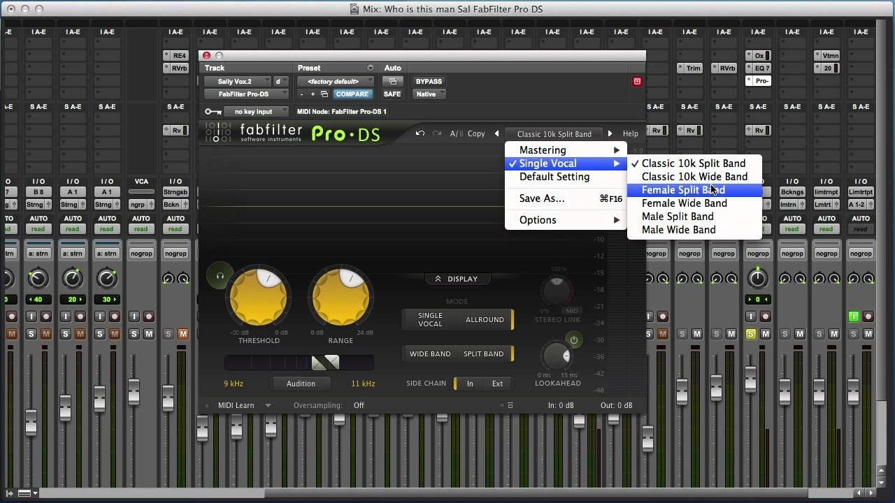 8 Super Clean Sounding DeEsser Plug-ins You Should Try The