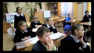 Урок мокшанского языка в 7 классе