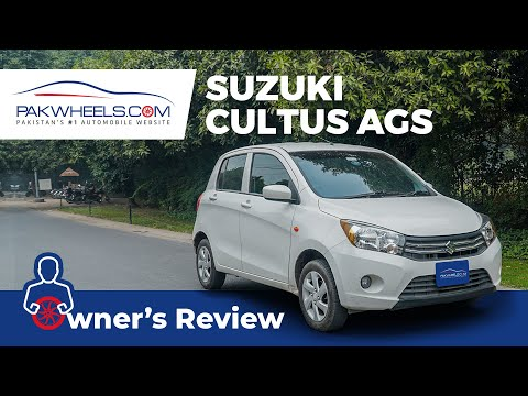 Suzuki Cultus AGS 2019 Owner's Review: Price, Specs & Features   PakWheels
