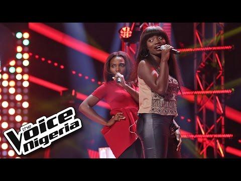 Happiness vs Kofo sing 'Irawo' / The Battles / The Voice Nigeria 2016