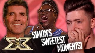 Simon Cowell's SWEETEST MOMENTS! | The X Factor UK