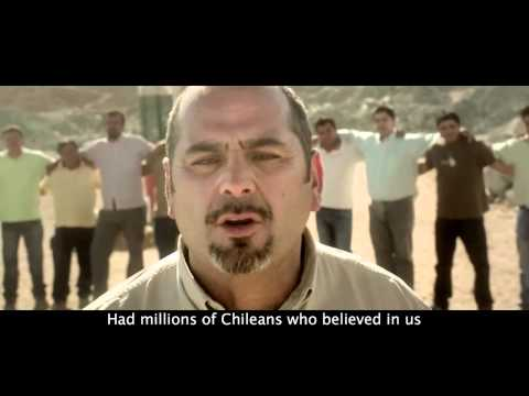 Chile Team World Cup 2014 - Miners Propaganda (English)